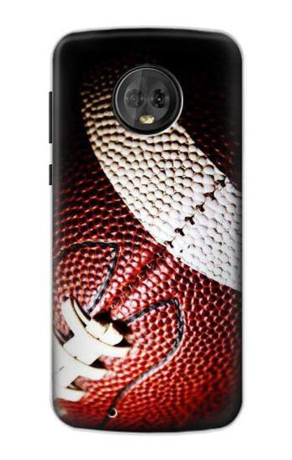 S0062 American Football Case For Motorola Moto G6