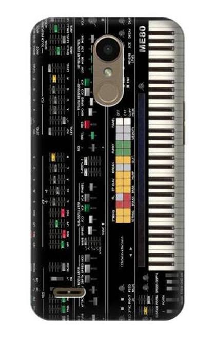 S0061 Synthesizer Case For LG K10 (2018), LG K30