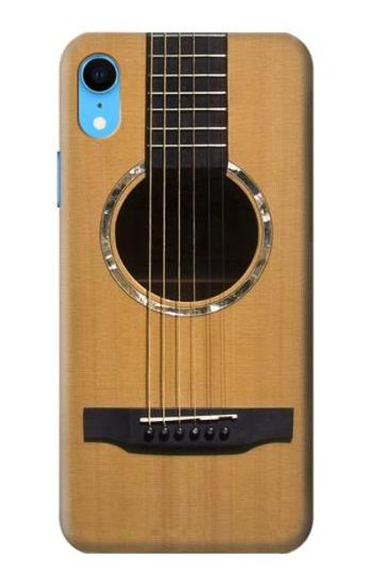 S0057 Acoustic Guitar Case For iPhone XR