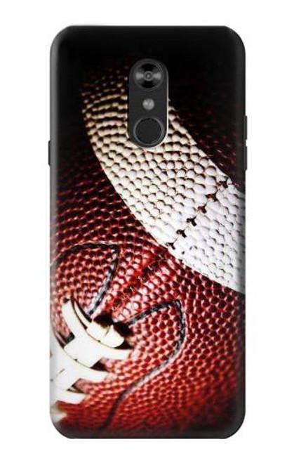 S0062 American Football Case For LG Q Stylo 4, LG Q Stylus