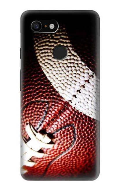 S0062 American Football Case For Google Pixel 3