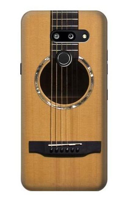 S0057 Acoustic Guitar Case For LG G8 ThinQ