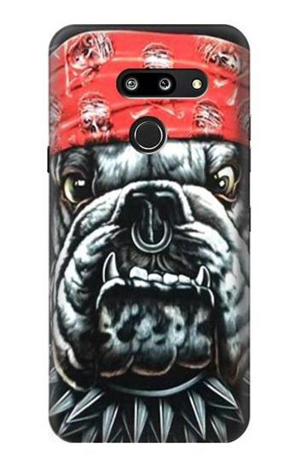 S0100 Bulldog American Football Case For LG G8 ThinQ