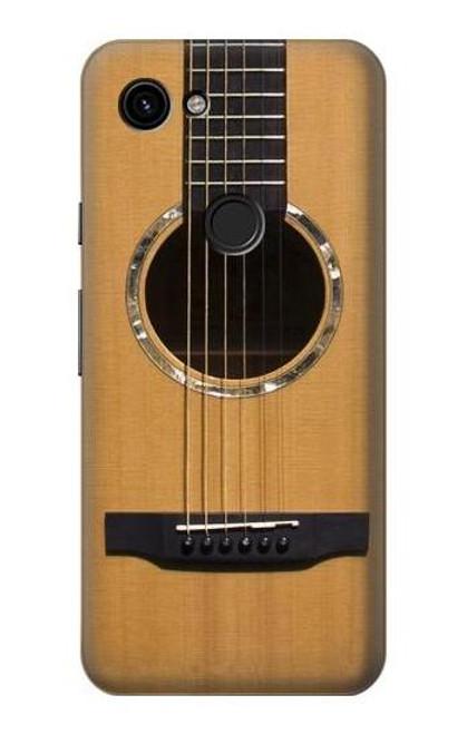 S0057 Acoustic Guitar Case For Google Pixel 3a