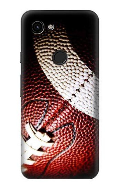 S0062 American Football Case For Google Pixel 3a