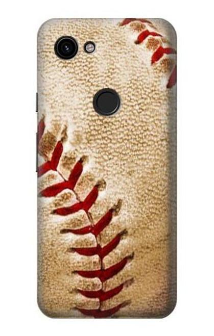 S0064 Baseball Case For Google Pixel 3a