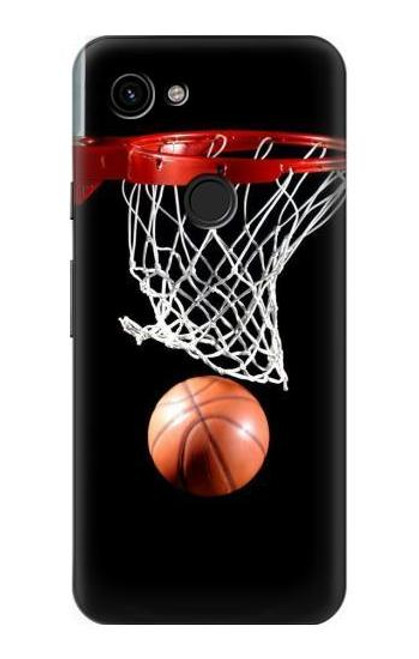 S0066 Basketball Case For Google Pixel 3a