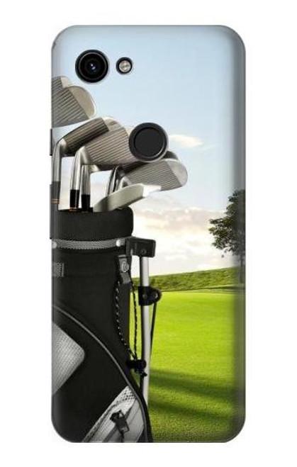 S0067 Golf Case For Google Pixel 3a