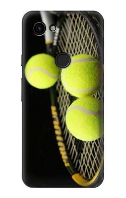 S0072 Tennis Case For Google Pixel 3a