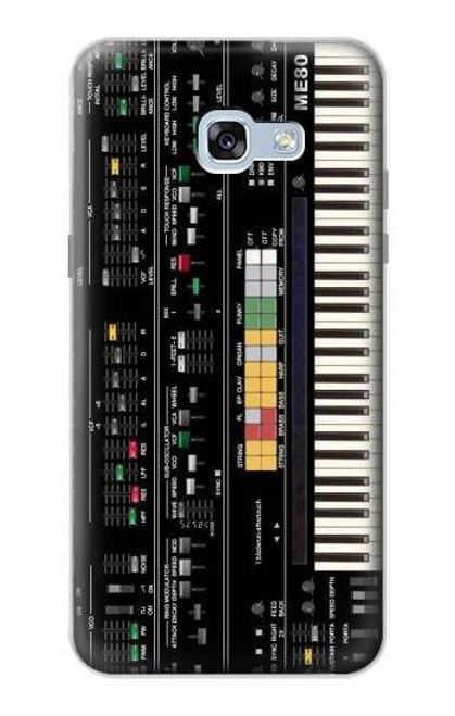 S0061 Synthesizer Case For Samsung Galaxy A5 (2017)