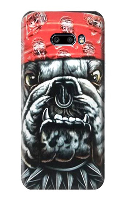 S0100 Bulldog American Football Case For LG G8X ThinQ