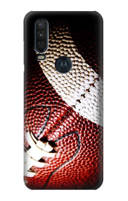 S0062 American Football Case For Motorola One Action (Moto P40 Power)