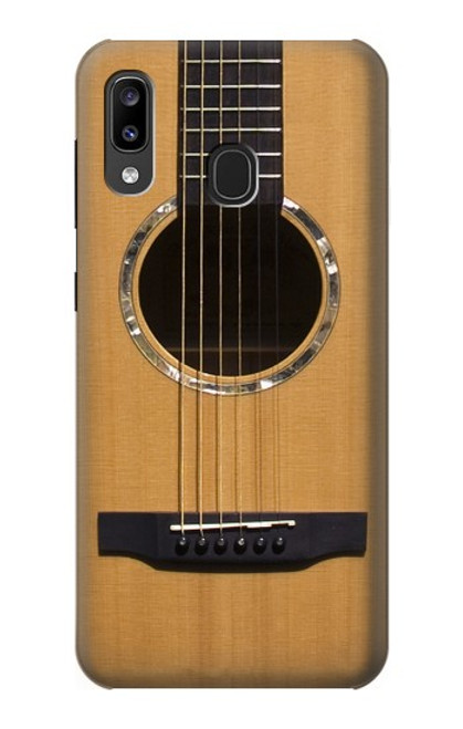 S0057 Acoustic Guitar Case For Samsung Galaxy A20, Galaxy A30