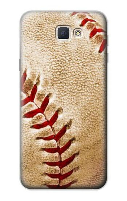 S0064 Baseball Case For Samsung Galaxy J7 Prime
