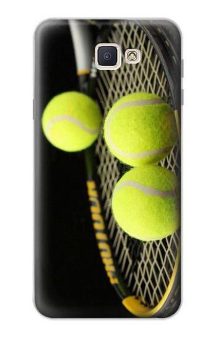 S0072 Tennis Case For Samsung Galaxy J7 Prime