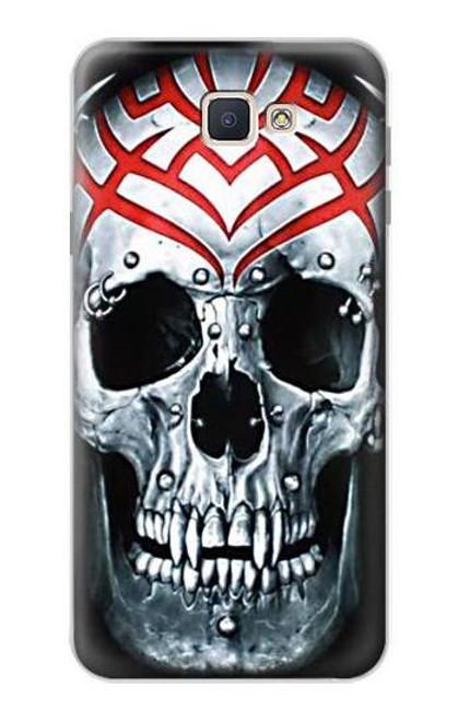 S0223 Vampire Skull Tattoo Case For Samsung Galaxy J7 Prime