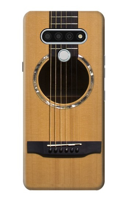 S0057 Acoustic Guitar Case For LG Stylo 6