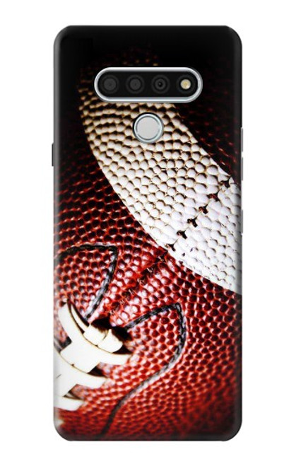 S0062 American Football Case For LG Stylo 6