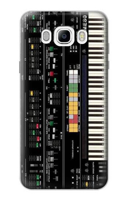 S0061 Synthesizer Case For Samsung Galaxy J7 (2016)