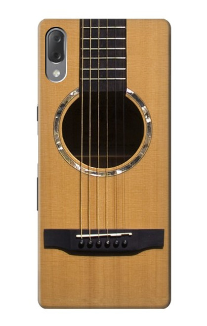 S0057 Acoustic Guitar Case For Sony Xperia L3