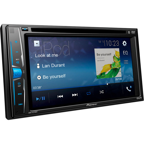 Pioneer AVH-A215BT Bluetooth DVD USB AUX NZ Tuners 3x Pre Outs Car Stereo