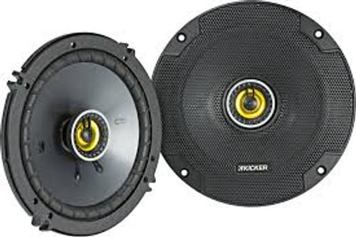 """Kicker CS Series 6-1/2"""" 2-way car speakers"""