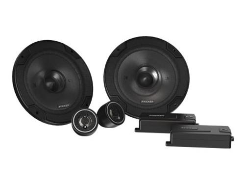 "Kicker CS Series 6-1/2"" component speaker system"
