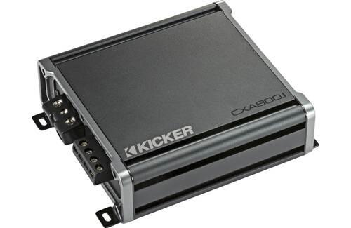 KICKER CXA8001 MONO AMPLIFIER 1ohm stable