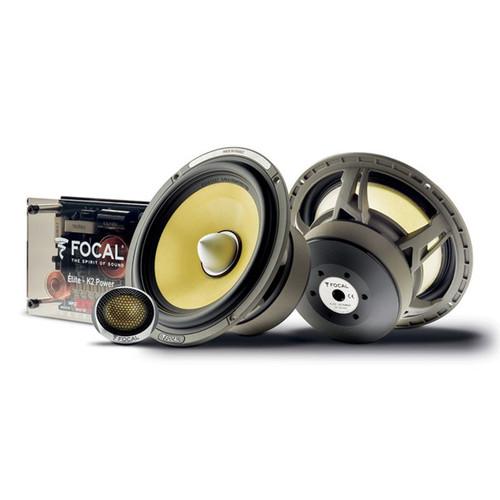 "Focal K2 Power 6.5"" Component speakers"