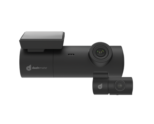 Dashmate DSH-922 front and rear Camera