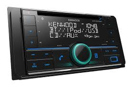 Kenwood DPX5200BT Dual Bluetooth CD USB AUX NZ Tuners 3x Pre Outs Car Stereo