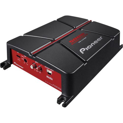 Pioneer GM-A3702 2-Channel 500W Bridgeable Amplifier