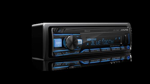 Alpine MECHLESS UTE-73EBT Bluetooth USB