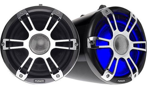 """Fusion Sg-Ft88spc Wake Tower Speakers 8.8"""""""