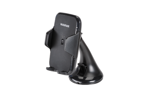 Wireless Charging Suction Mount Phone Holder