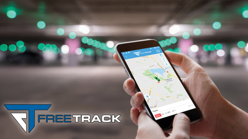 Freetrack GPS Tracking system