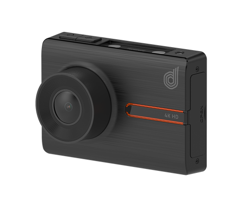 """4K HD Dash Camera with 3.0"""" OLED Touch Screen, WIFI & GPS"""