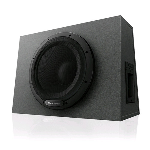 """Pioneer 12"""" Sealed enclosure active subwoofer with built-in amplifier TSWX1210A"""