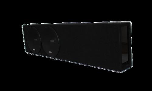 "Zeroflex Twin 8"" Subwoofer box Hilux ZF284SQ"