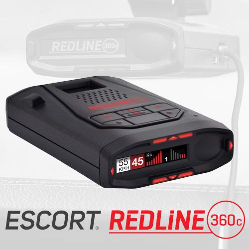 Escort REDLINE 360c International