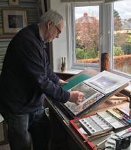 Stage By Stage Watercolour Demonstration By Robert Brindley RSMA