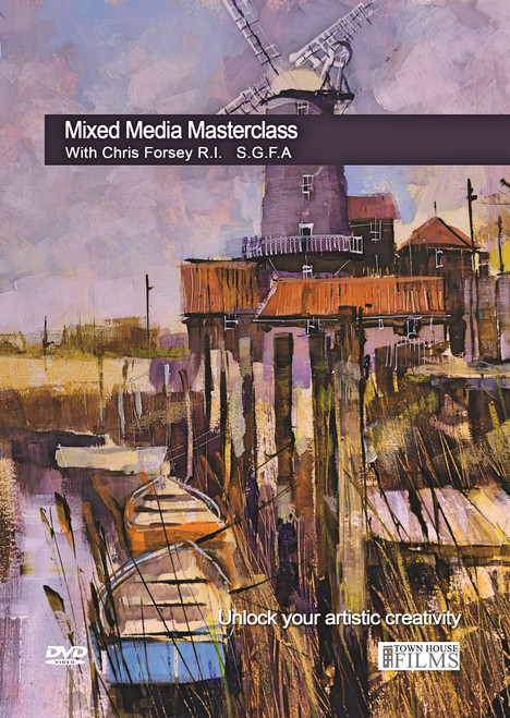 Mixed Media Masterclass With Chris Forsey R.I.