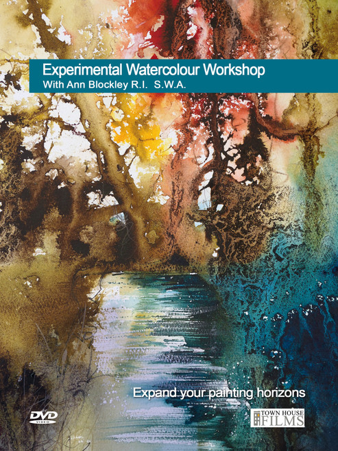 Experimental Watercolour Workshop With Ann Blockley R.I. S.W.A