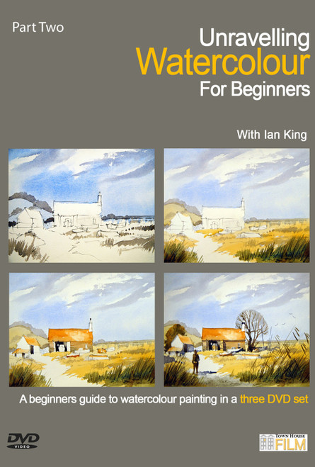 Unravelling Watercolour For Beginners With Ian King Part 2 (of 3)
