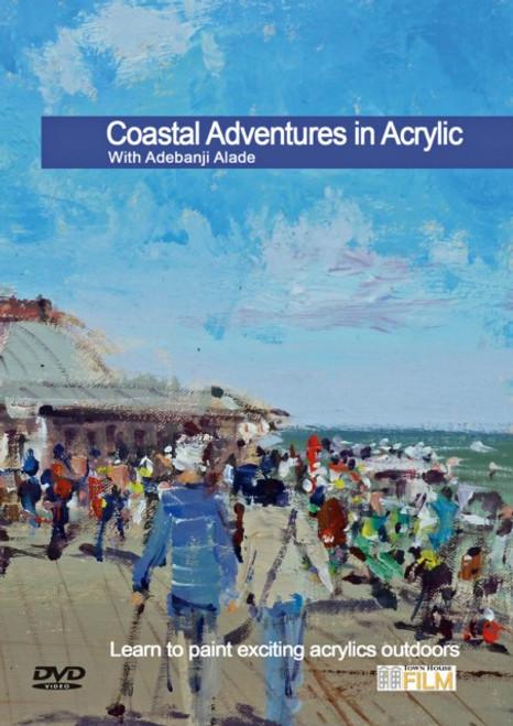 Coastal Adventures in Acrylic With Adebanji Alade