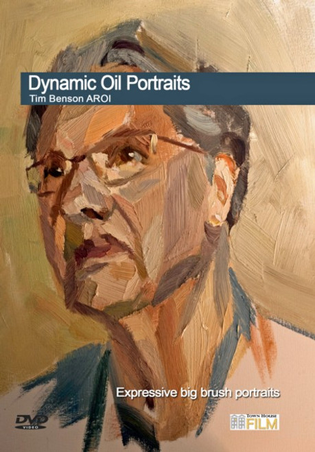 Dynamic Oil Portraits With Tim Benson ROI