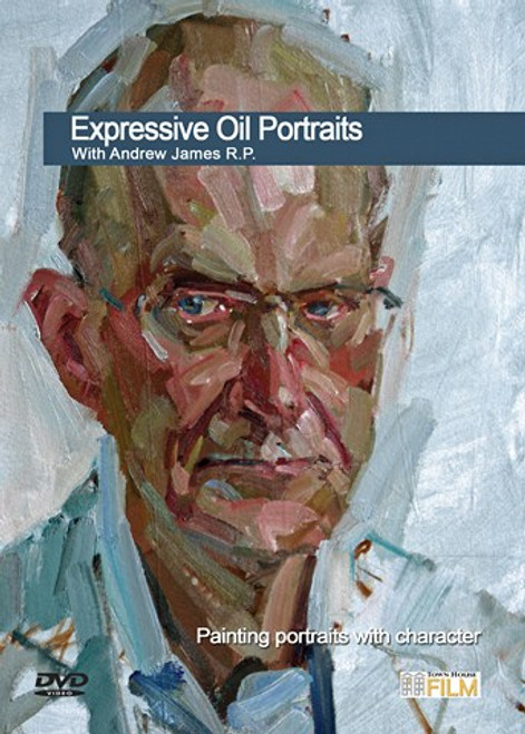 Expressive Oil Portraits With Andrew James R.P.