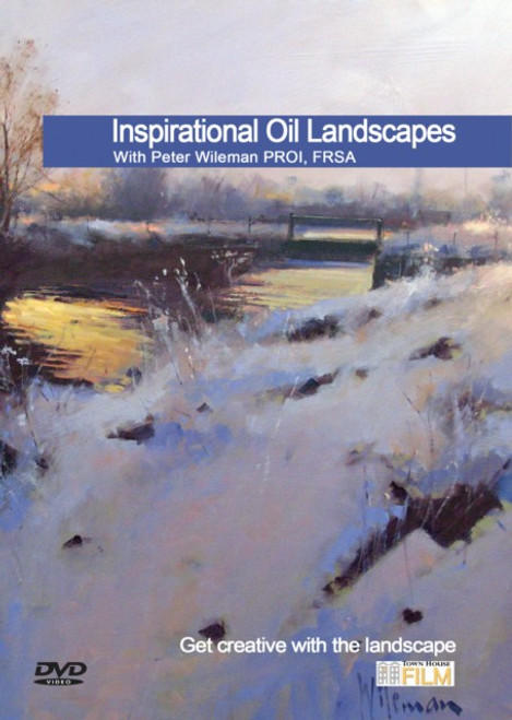 Inspirational Oil Landscapes with Peter Wileman, PROI, FRSA