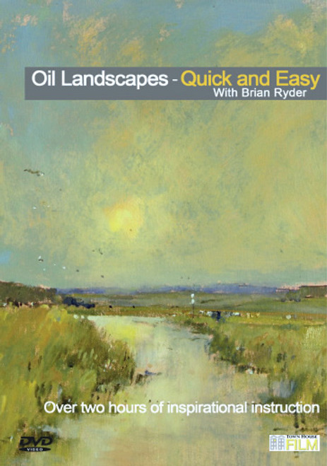 Oil Landscapes: Quick and Easy - with Brian Ryder