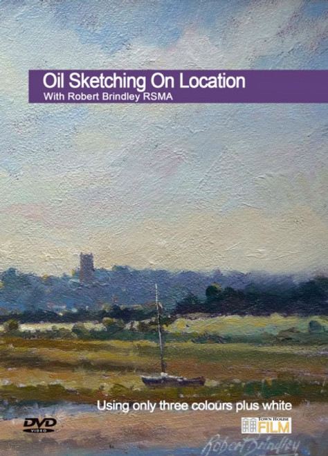 Oil Sketching On Location With Robert Brindley RSMA